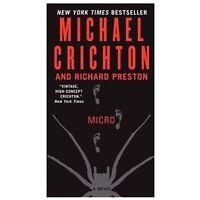 Micro: A Novel by Crichton, Michael, Preston, Richard