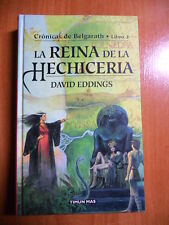 Crónicas de Belgarath Vol.2,David Eddings,Ed.Timun Mas 2001