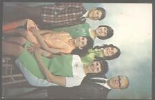 Postcard SELLS Arizonia/AZ Saxon Family-Papago Bible Translators 1960's