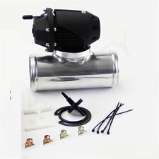 """EMUSA SSQV Style Universal BOV With 3"""" Tube Pipe Piping Civic EVO STI FRS WRX"""
