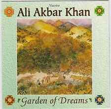 Garden Of Dreams - Ali Akbar Khan ( Rare CD )