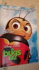 Disney's A Bug's Life movie poster - original 1998 poster  (Francis)