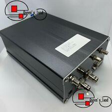 Symmetricom GPSDO Disciplined Clock 10MHz 1pps Square&Sine Wave LCD Oscillator