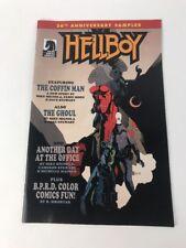 Dark Horse Comics HELLBOY 20th Anniversary Sampler Comic Book Mike Mignola