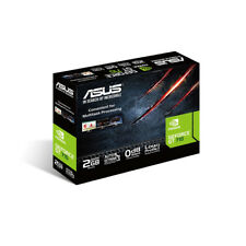 ASUS SCHEDA VIDEO VGA NVIDIA GEFORCE GT710 2GB GDDR5 DVI-D/VGA/HDMI GT710-SL-2GD