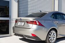 Lexus 13-ON IS300/IS300h/GSE30R OE F-Sport Style Plastic Trunk Spoiler (ABS)