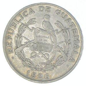 1926 Guatemala 1/4 Quetzal - TC *717