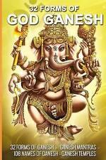 NEW 32 Forms of God Ganesh (Bhakthi Series) (Volume 1) by Vidya S