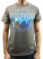 Star Wars Mos Eisley Cantina Brown Heather Men's T-Shirt New
