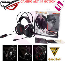 AURICULARES ASUS GAMING GAMDIAS EROS V2 SURROUND GHS3200U TOP VENTA AURICULAR