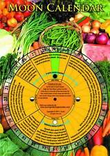 Moon Gardening Calendar: Perpetual Wheel by Jean and Ray Scott