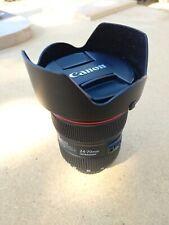 Canon EF 24-70mm f/2.8 L II Lens