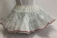 Petticoat (drill team)  for dancers, skaters, or twilers
