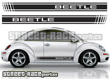VW Volkswagen Beetle racing stripes 025 graphics stickers decals