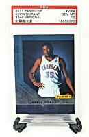 2011 Panini VIP 32nd National Nets KEVIN DURANT Card PSA 10 GEM MINT / Low Pop 5