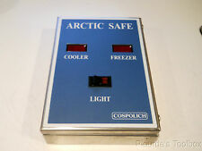 New Cospolich Arctic Safe Temperature Gauge and Switch for Cooler & Freezer