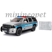 JADA 31076 HERO PATROL 20TH ANNIVERSARY 2010 CHEVROLET TAHOE J.T. POLICE 1/24