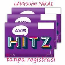 PERDANA AXIS 4G LTE SINYAL KENCENG BANGET INTERNET NGEBUT SIM CARD MINI 0036