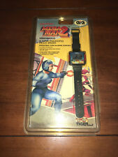 New RARE Mega Man 2 Tiger LCD Watch Game Hard to Find Collectible US Seller
