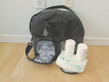 Almeda Truly Yours double breast pump carrying case tote Unused