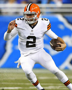JOHNNY MANZIEL 8X10 PHOTO CLEVELAND BROWNS PICTURE NFL FOOTBALL