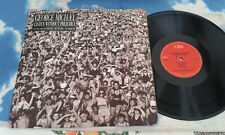 GEORGE MICHAEL LISTEN WITHOUT PREJUDICE ULTRA RARE COLOMBIA PROMO LP