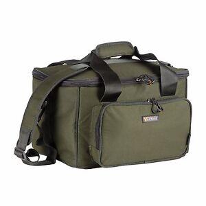 Chub Fishing Vantage Fully Insulated Bait Bag - External Pockets, Strap, Handles