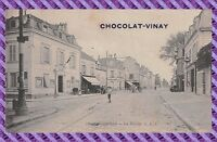 CPA -  Colombes - La Mairie ( Pub chocolat VINAY )