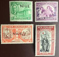 Niue 1946 Peace MNH
