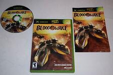 Blood Wake Microsoft Xbox Video Game Complete