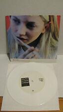 CLOCKS-SLEEP HURTS-45 RPM PUNK TRACK STAR 1999 WHITE VINYL W/INSERT