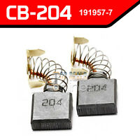 Makita CB204 Carbon Brushes for Demolition Breaker HM1800 HM1810 HM1303 HM1304