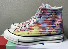 Converse Mara Hoffman Chuck Taylor All Star 70 Hi Women's Sz 7 Purple Pink NEW!!