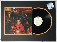 CONWAY TWITTY SIGNED RECORD BAS BECKETT COA AUTOGRAPHED ALBUM COUNTRY MUSIC RARE