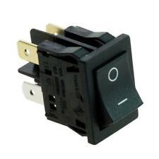 AGCO 3824042m1 Interruttore Interruttore Rocker Switch 20a 12v 4-pol dispositivi di aggancio NUOVO