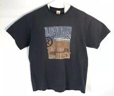 New listing Vintage Graphic T-shirt - Levi's Demand The Best - Levi's Shirt - Men's L