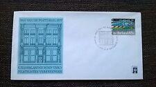 Dag van de postzegel 1977 blanco en open klep