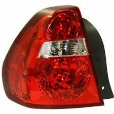 Fits For 2004 2005 2006 2007 Chevrolet Malibu Sedan Tail Lamp Left 15868494