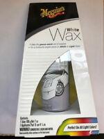 Meguiar's G6107 White Wax Paste - 7 oz.