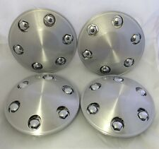 New 2004-2014 Ford F-150 F150  Wheel Hub Center Cap AM SET of 4