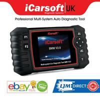 LATEST iCarsoft BMM V2.0 For BMW And Mini Airbag Abs Engine DPF Diagnostic Tool