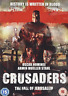 Crusaders   The Fall Of Jerusalem [DVD] DVD NUOVO