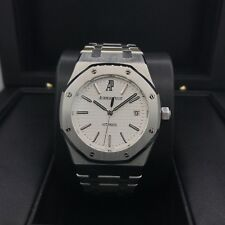 Audemars Piguet Royal Oak Stainless Steel 39mm White Dial 15300ST.OO.1220ST.01