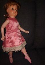 Vintage 50's Ballerina Doll