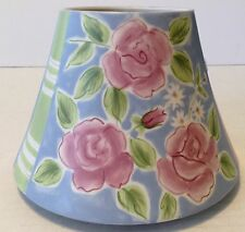 Yankee Candle Shade Topper Spring Floral Large Jar