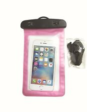 Universal Waterproof Bag Case Cover Swimming Beach Pouch For Mobile Cell Phone