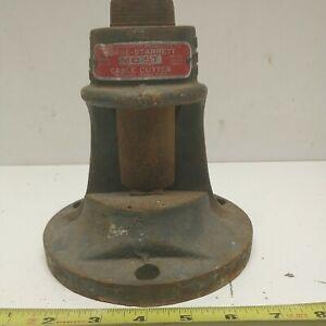 """Morse Starrett 1A Impact Wire Rope Cutter 1-1/16"""" Max Cut No Box"""
