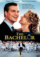 """THE BACHELOR"""" Comedy DVD Movie, (Chris O'Donnell, Renee Zellweger) NEW! SEALED!"""