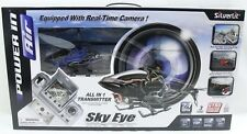 Silverlit Sky Eye Helicopter Remote Controlled Vehicle - NEW - Free Shipping