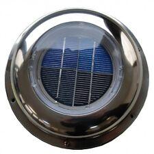 Aérateur solaire inox etanche EU001409  NEUF